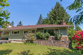Main Photo: 37 SEAVIEW Drive in Port Moody: College Park PM House for sale : MLS®# R2271859