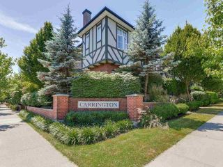 "Main Photo: 6181 OAK Street in Vancouver: South Granville Townhouse for sale in ""CARRINGTON"" (Vancouver West)  : MLS®# R2295526"