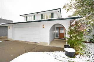 Main Photo: 9 MANOR Drive: Sherwood Park House for sale : MLS®# E4129284