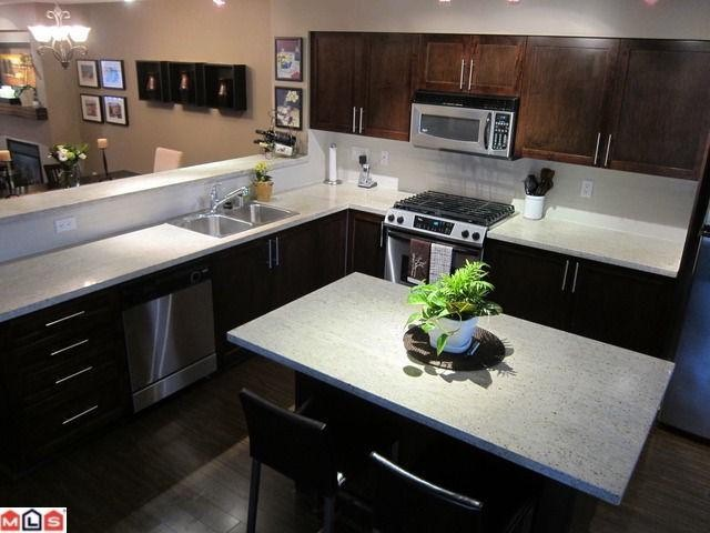 "Main Photo: 12 19250 65TH Avenue in Surrey: Clayton Townhouse for sale in ""SUNBERRY COURT"" (Cloverdale)  : MLS® # F1104184"