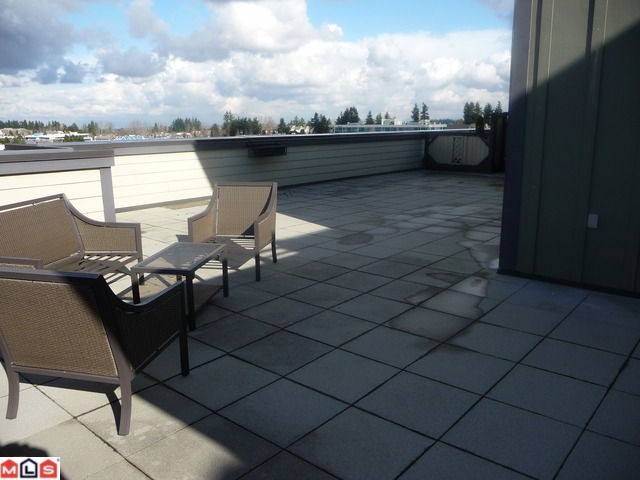 "Photo 10: 703 1581 FOSTER Street: White Rock Condo for sale in ""Sussex House"" (South Surrey White Rock)  : MLS® # F1104920"