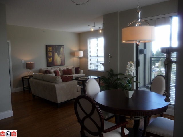 "Photo 7: 703 1581 FOSTER Street: White Rock Condo for sale in ""Sussex House"" (South Surrey White Rock)  : MLS® # F1104920"