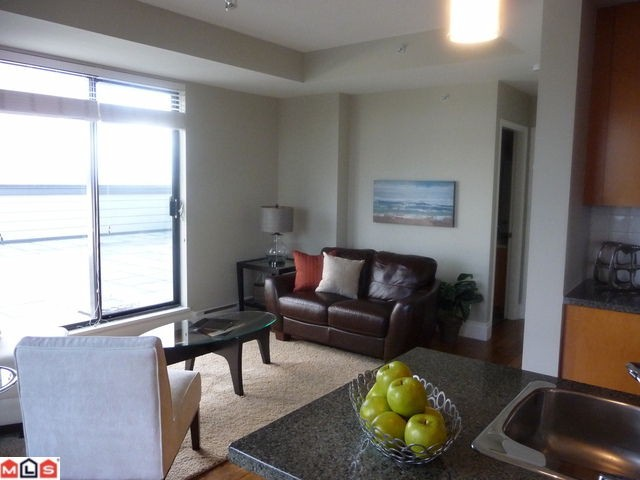 "Photo 4: 703 1581 FOSTER Street: White Rock Condo for sale in ""Sussex House"" (South Surrey White Rock)  : MLS® # F1104920"