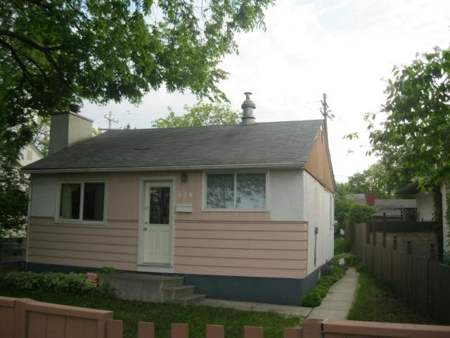 Main Photo: 516 ST ANNE'S Road in WINNIPEG: St Vital Residential for sale (South East Winnipeg)  : MLS® # 1111188