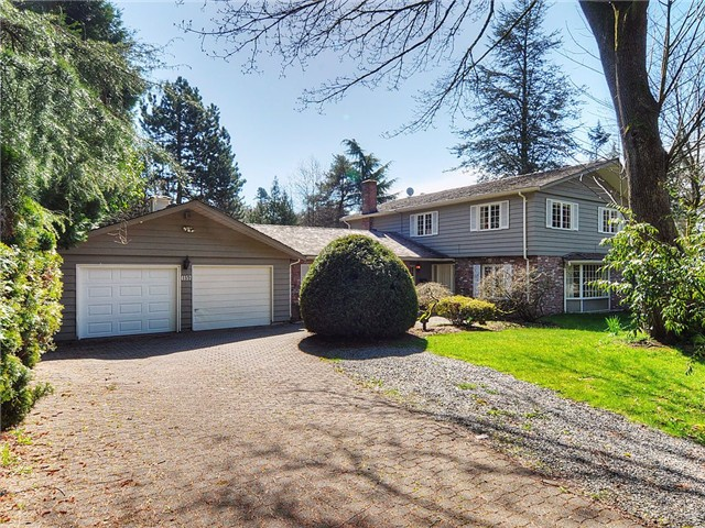 Main Photo: 4157 SALISH Drive in Vancouver: University VW House for sale (Vancouver West)  : MLS® # V908570