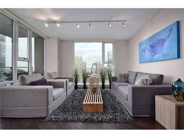 "Main Photo: 2002 583 BEACH Crescent in Vancouver: Yaletown Condo for sale in ""PARKWEST II"" (Vancouver West)  : MLS®# V928427"