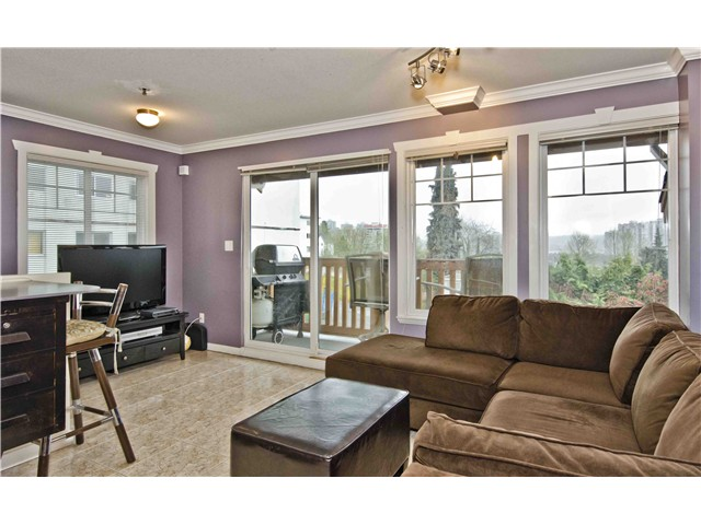 Photo 3: 1 1222 CAMERON Street in New Westminster: Uptown NW Condo for sale : MLS(r) # V999361