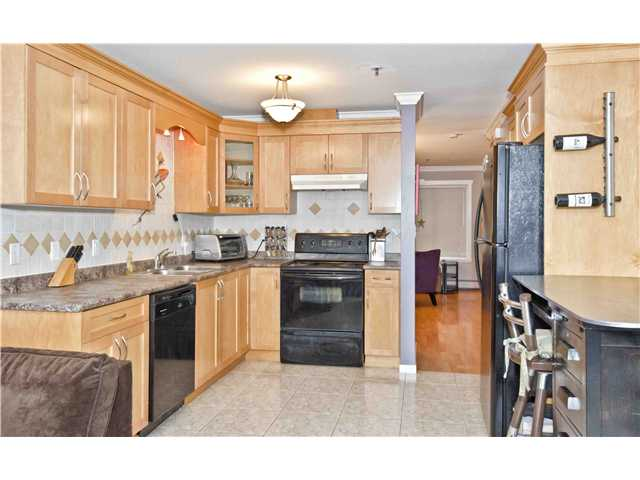 Photo 2: 1 1222 CAMERON Street in New Westminster: Uptown NW Condo for sale : MLS(r) # V999361
