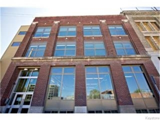 Main Photo: 128 James Avenue in WINNIPEG: Central Winnipeg Condominium for sale : MLS® # 1402202