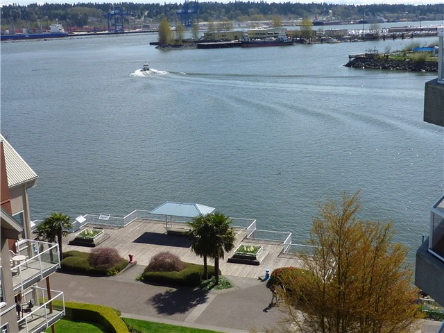 "Photo 10: 802 1250 QUAYSIDE Drive in New Westminster: Quay Condo for sale in ""THE PROMENADE"" : MLS® # V1057269"