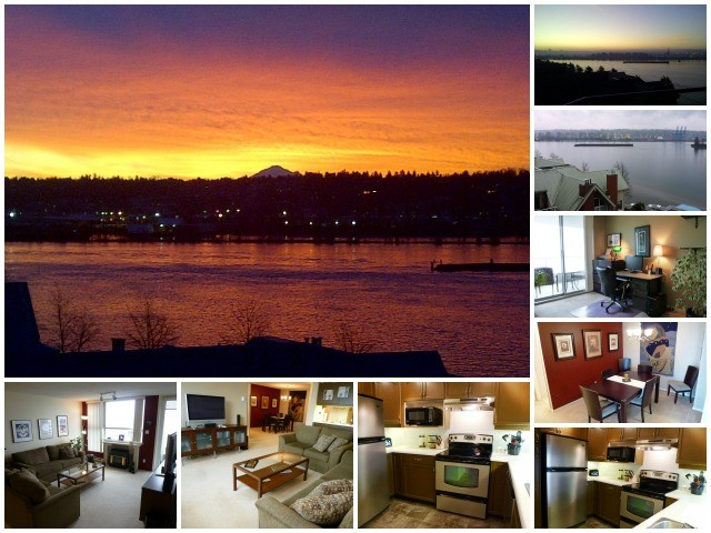 "Main Photo: 802 1250 QUAYSIDE Drive in New Westminster: Quay Condo for sale in ""THE PROMENADE"" : MLS® # V1057269"