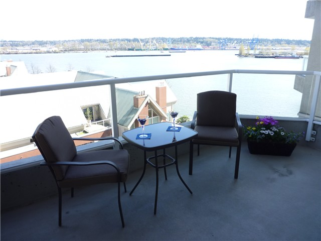 "Photo 11: 802 1250 QUAYSIDE Drive in New Westminster: Quay Condo for sale in ""THE PROMENADE"" : MLS® # V1057269"