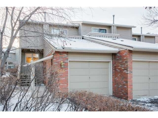 Main Photo: 266 POINT MCKAY Terrace NW in Calgary: Point McKay Townhouse for sale : MLS(r) # C3644091