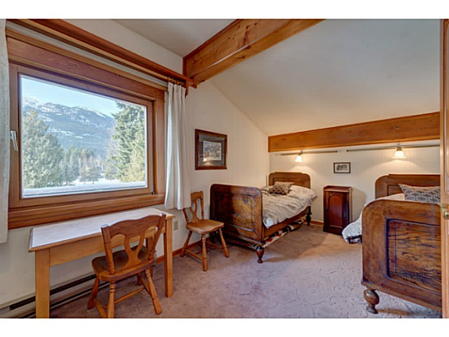 "Photo 14: 6590 BALSAM Way in Whistler: Whistler Cay Estates House for sale in ""WHISTLER CAY"" : MLS® # V1100023"