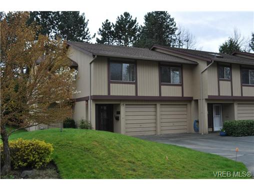 Main Photo: 15 2020 White Birch Road in SIDNEY: Si Sidney North-East Townhouse for sale (Sidney)  : MLS® # 348769