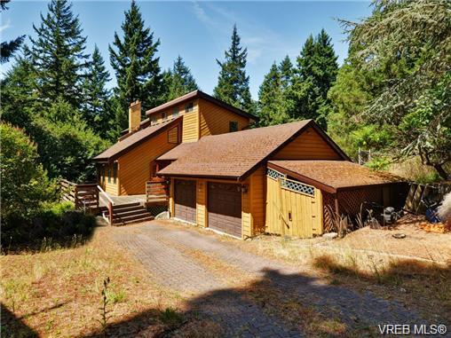 Main Photo: 4030 Chalister Court in VICTORIA: Me Metchosin Single Family Detached for sale (Metchosin)  : MLS(r) # 358236