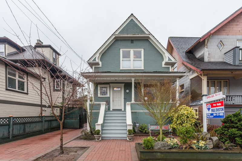 Main Photo: 78 E 24TH Avenue in Vancouver: Main House for sale (Vancouver East)  : MLS® # R2025363