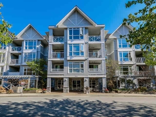 "Main Photo: 408 3142 ST JOHNS Street in Port Moody: Port Moody Centre Condo for sale in ""SONRISA IN PORT MOODY"" : MLS® # R2099890"