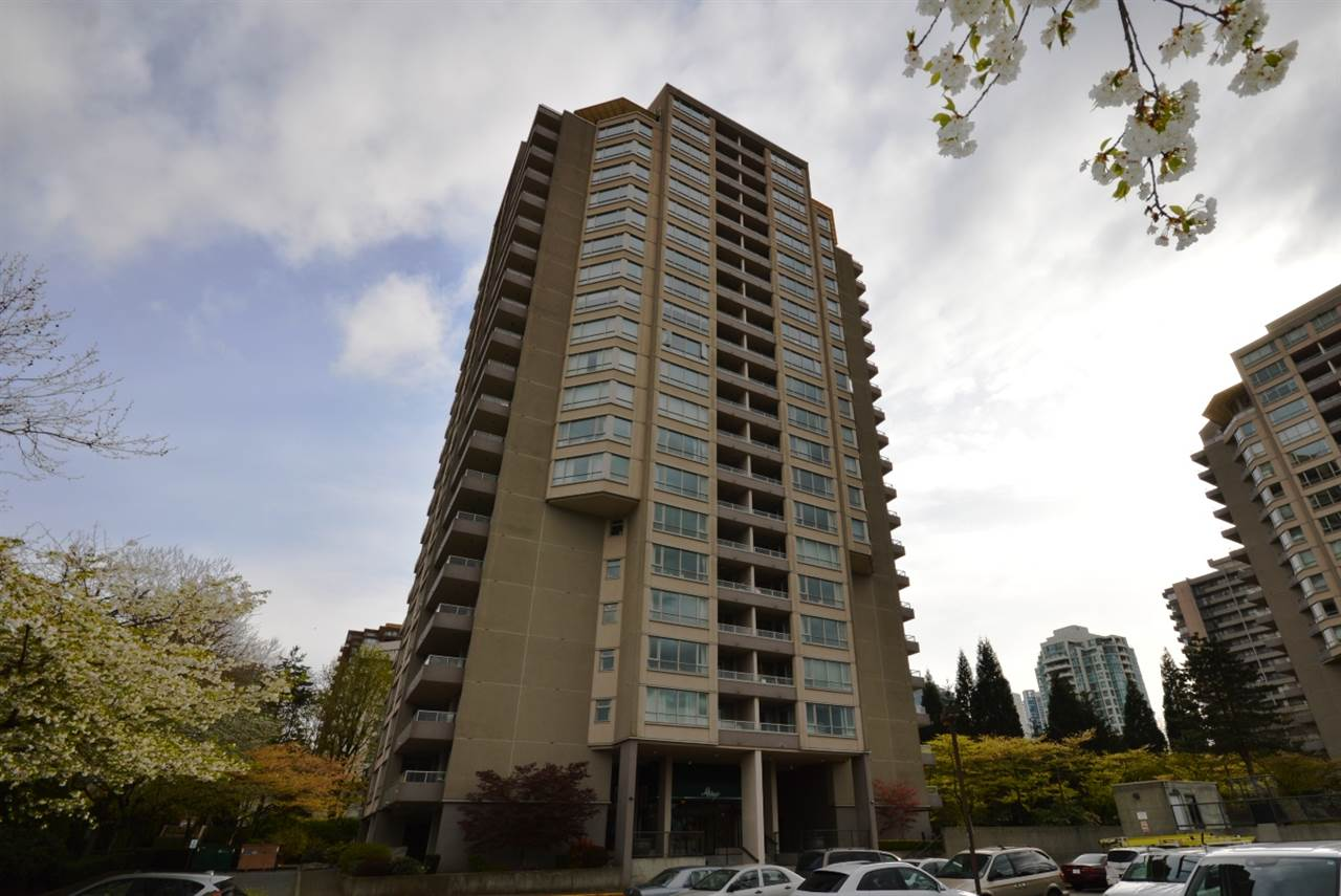"Main Photo: 708 6055 NELSON Avenue in Burnaby: Forest Glen BS Condo for sale in ""LA MIRAGE"" (Burnaby South)  : MLS® # R2159699"