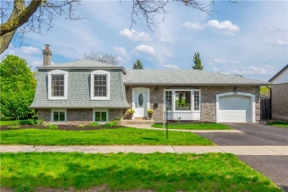Main Photo: 628 Sheraton Road in Burlington: Appleby House (Sidesplit 4) for sale : MLS® # W3809352