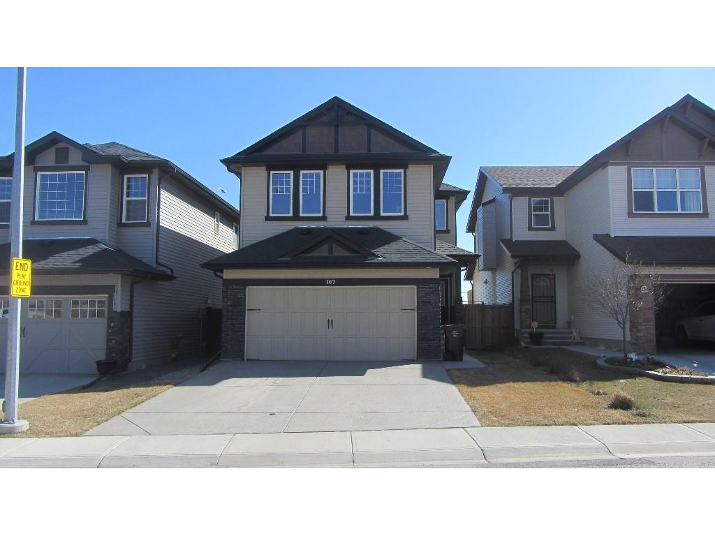 Main Photo: 167 Sage Hill Green NW in Calgary: Sage Hill House for sale : MLS(r) # C4006577
