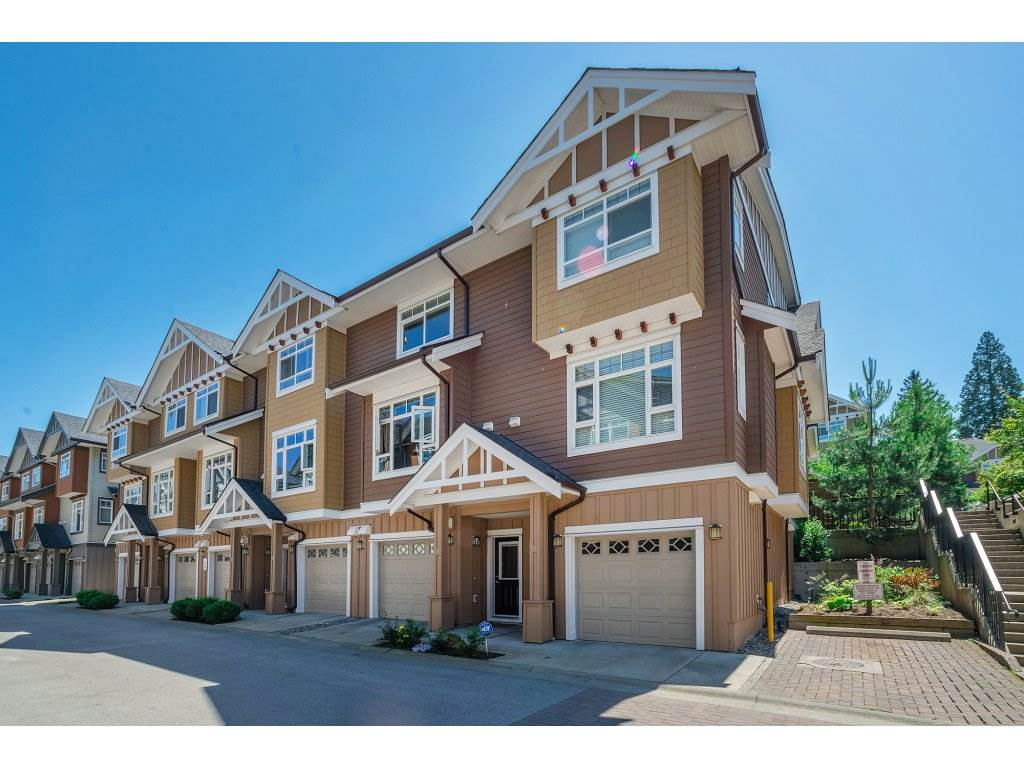 "Photo 1: 85 2979 156 Street in Surrey: Grandview Surrey Townhouse for sale in ""Enclave"" (South Surrey White Rock)  : MLS® # R2184426"