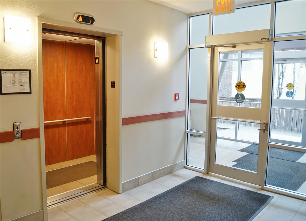 26) Elevator for full accessibility