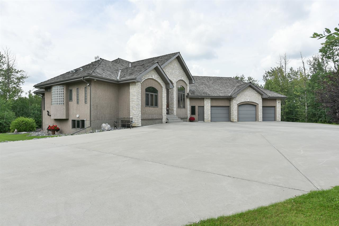 Main Photo: 123 53025 RR 223 Road: Rural Strathcona County House for sale : MLS(r) # E4073495