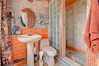 Each bedroom has a beautifully tiled ensuite