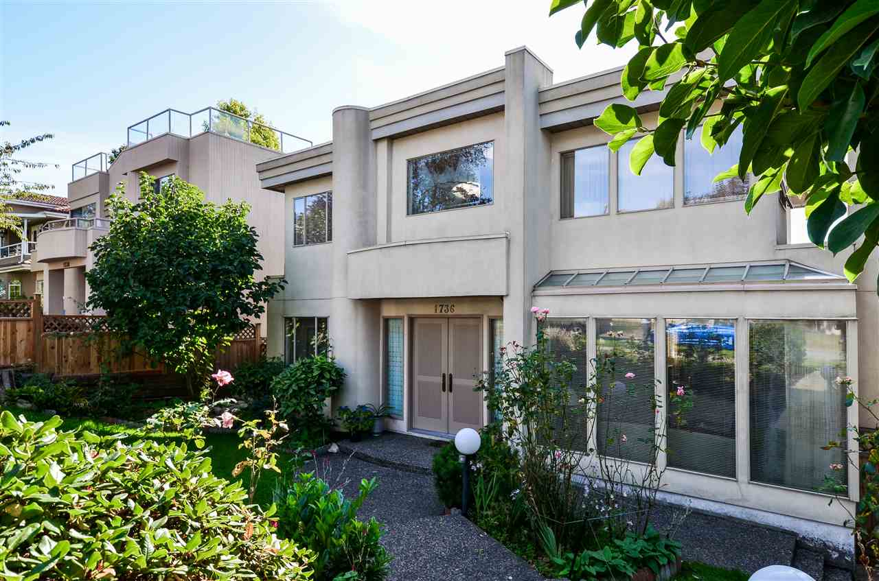 Main Photo: 1736 E 63RD Avenue in Vancouver: Fraserview VE House for sale (Vancouver East)  : MLS® # R2213014