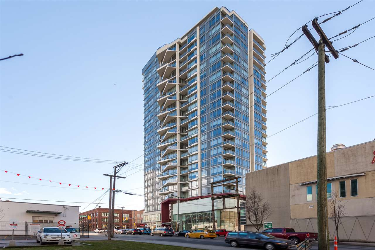 "Main Photo: 1208 1775 QUEBEC Street in Vancouver: Mount Pleasant VE Condo for sale in ""OPSAL"" (Vancouver East)  : MLS® # R2219398"
