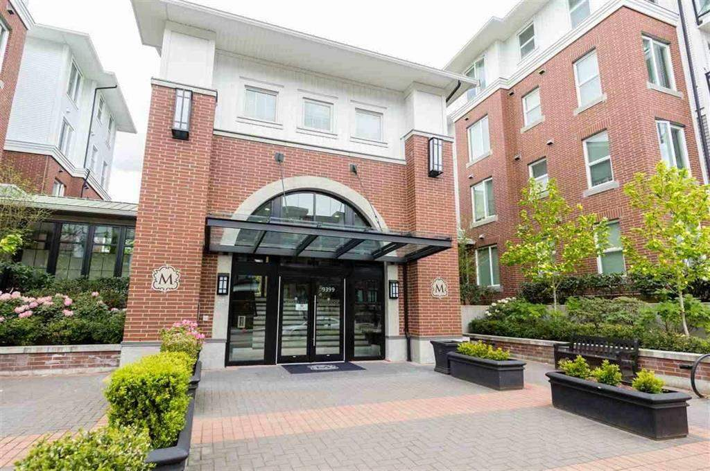 Main Photo: 301 9399 ODLIN Road in Richmond: West Cambie Condo for sale : MLS® # R2221433