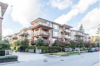 "Main Photo: 210 1150 KENSAL Place in Coquitlam: New Horizons Condo for sale in ""Thomas House At Windsor Gate"" : MLS® # R2223656"