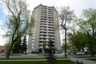 Main Photo: 407 10045 117 Street in Edmonton: Zone 12 Condo for sale : MLS® # E4090474