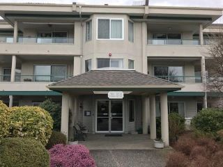 "Main Photo: 301 2451 GLADWIN Road in Abbotsford: Abbotsford West Condo for sale in ""Centennial Court - The Cedar"" : MLS®# R2254649"