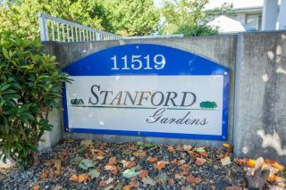 "Main Photo: 313 11519 BURNETT Street in Maple Ridge: East Central Condo for sale in ""STANDFORD GARDENS"" : MLS®# R2290257"