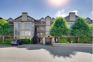 "Main Photo: 405 19131 FORD Road in Pitt Meadows: Central Meadows Condo for sale in ""WOODFORD MANOR"" : MLS®# R2303658"