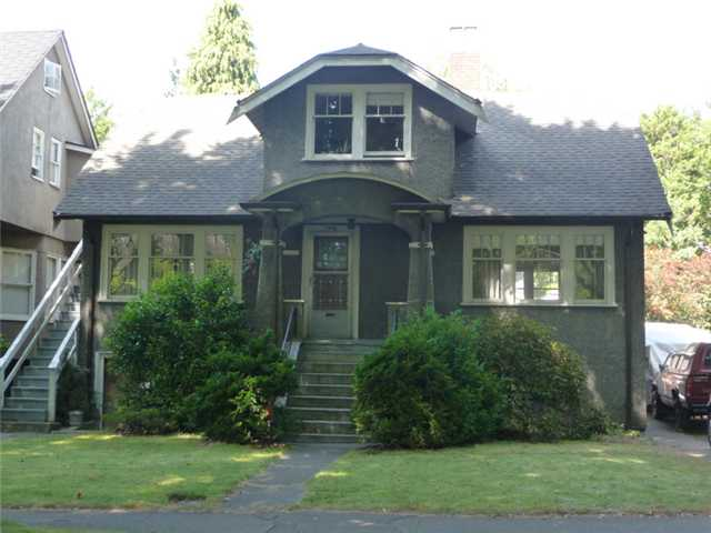 Main Photo: 431 W 14TH Avenue in Vancouver: Mount Pleasant VW House for sale (Vancouver West)  : MLS® # V906155