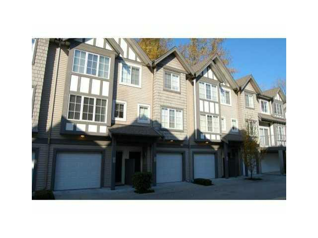 Main Photo: #46 8533 Cumberland Place in Burnaby: The Crest Condo  (Burnaby South)  : MLS® # V1009858