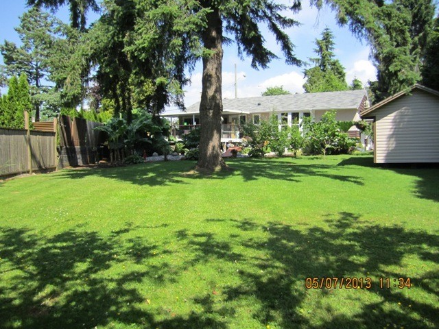 "Main Photo: 12494 102ND Avenue in Surrey: Cedar Hills House for sale in ""St. Helen's Park"" (North Surrey)  : MLS® # F1404669"