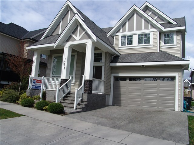 "Main Photo: 14855 70A Avenue in Surrey: East Newton House for sale in ""TE SCOTT"" : MLS® # F1407922"