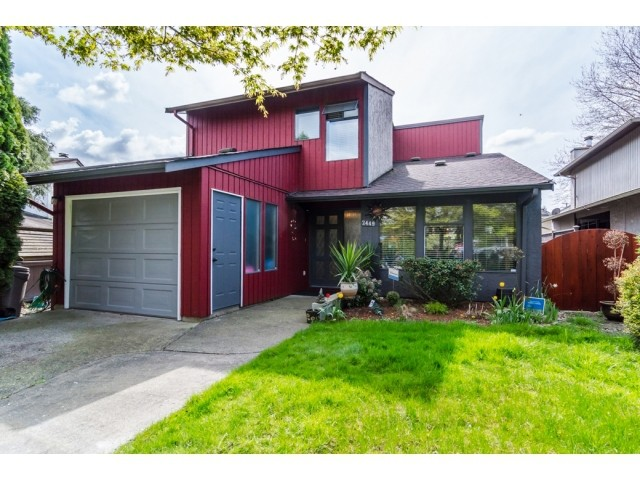 Main Photo: 2449 WAYBURNE Crescent in Langley: Willoughby Heights House for sale : MLS® # F1437139