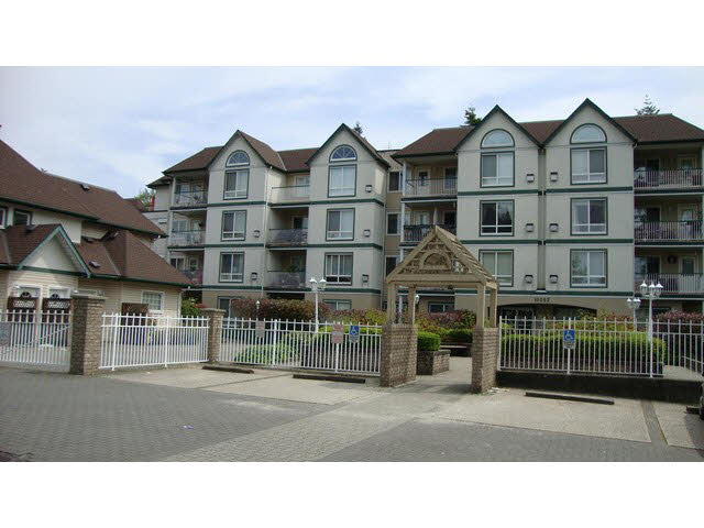 "Main Photo: 111 10082 132ND Street in Surrey: Cedar Hills Condo for sale in ""Melrose Court"" (North Surrey)  : MLS® # F1442265"