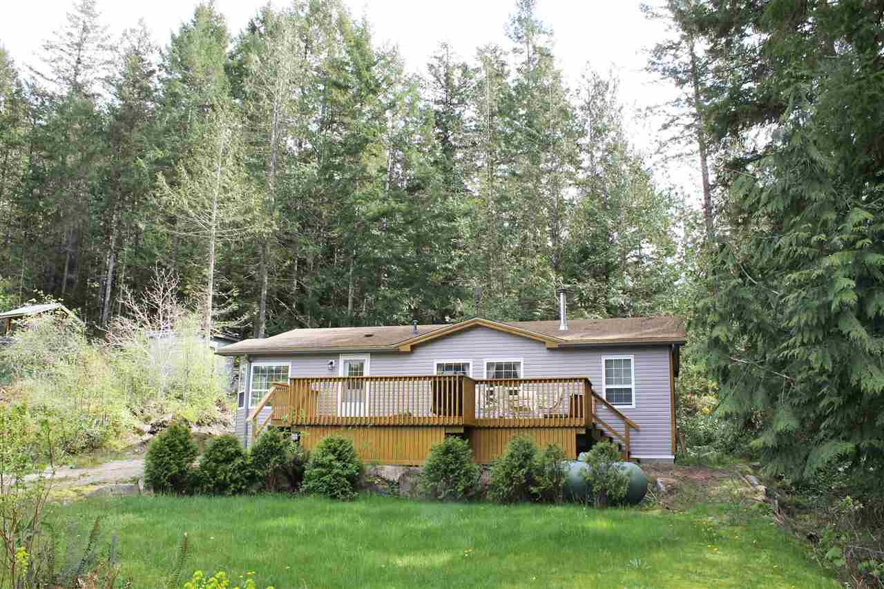 Main Photo: 13262 PORTERS Road in Pender Harbour: Pender Harbour Egmont House for sale (Sunshine Coast)  : MLS(r) # R2058338