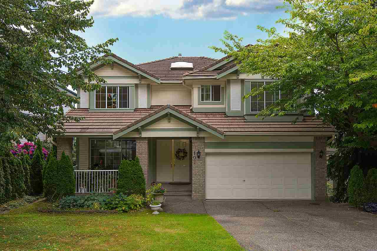 "Main Photo: 107 LINDEN Court in Port Moody: Heritage Woods PM House for sale in ""HERITAGE WOODS"" : MLS®# R2092267"