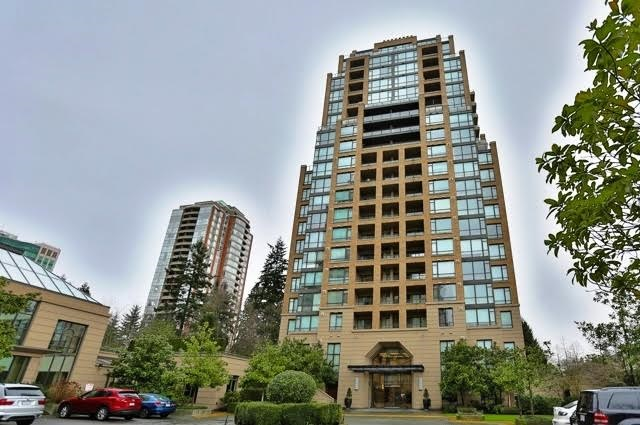 "Main Photo: 507 7388 SANDBORNE Avenue in Burnaby: South Slope Condo for sale in ""MAYFAIR PLACE"" (Burnaby South)  : MLS® # R2100697"