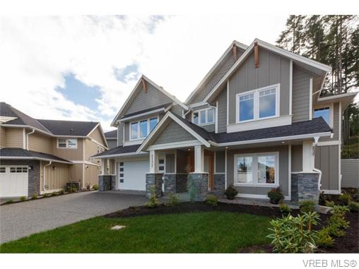 Main Photo: 2177 Champions Way in VICTORIA: La Bear Mountain Single Family Detached for sale (Langford)  : MLS(r) # 371823