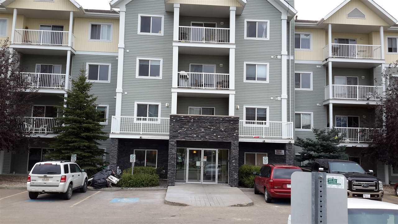 Main Photo: #407 70 Woodsmere Close: Fort Saskatchewan Condo for sale : MLS(r) # E4046930