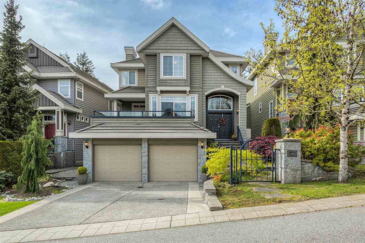 "Main Photo: 3182 CAULFIELD Ridge in Coquitlam: Westwood Plateau House for sale in ""CAULFIELD RIDGE"" : MLS® # R2136456"