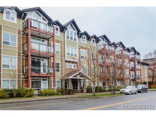 Main Photo: 319 2710 Jacklin Road in VICTORIA: La Langford Proper Condo Apartment for sale (Langford)  : MLS® # 375171